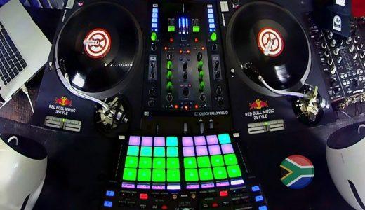 Red Bull Music 3style IX エントリー動画 「南アフリカ」のファイナリスト(6名)
