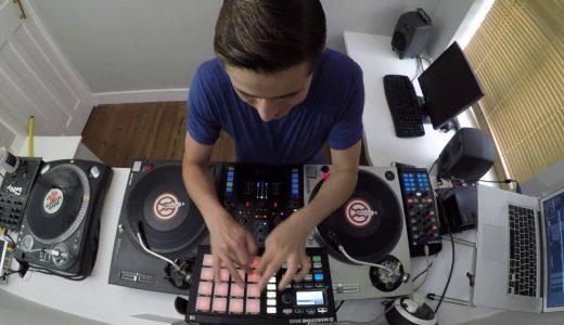 Red Bull Music 3style IX エントリー動画 「イギリス」のファイナリスト(6名)