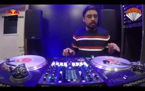 Red Bull Music 3style IX エントリー動画 「チリ」のファイナリスト(6名)
