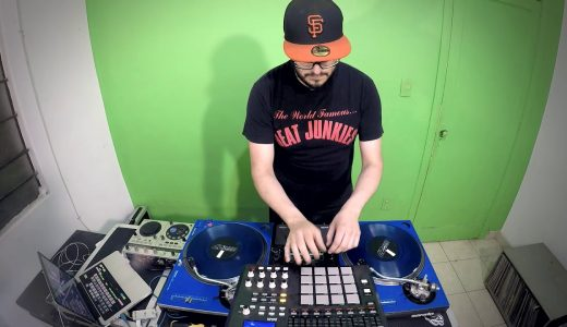 Red Bull Music 3style IX エントリー動画 「メキシコ」のファイナリスト(6名)