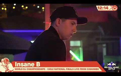 Red Bull Music 3style IX 各国の国内ファイナル 「チリ」の Winning Set 動画