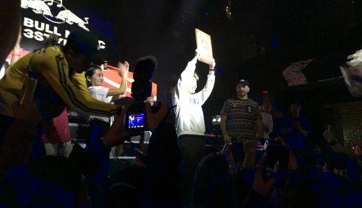 【速報】DJの世界大会「Red Bull Music 3style IX」のJapan Finalの結果