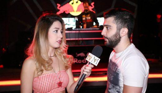 Red Bull Music 3style IX 各国の国内ファイナル 「レバノン」の Winning Set 動画