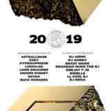 DJの世界大会「Goldie Awards 2019」【各部門のファイナリストを紹介】